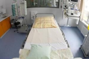 kommunen: klinikbetten füllen sich wieder stärker mit corona-patienten