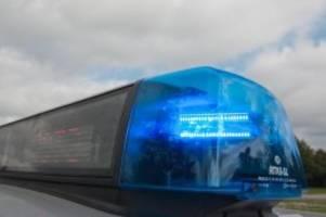 kriminalität: unbekannte täter verteilen nägel auf waldweg