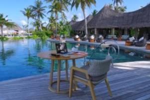Mobiles Büro auf den Malediven: Meerblick für 20.000 Euro: Von der Luxusinsel aus arbeiten