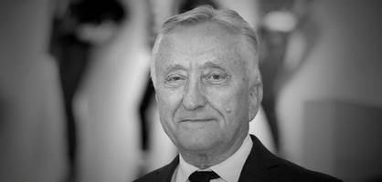 Gerry-Weber-Gründer Gerhard Weber ist tot