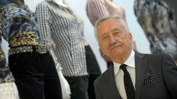 Modekonzern: Gerry-Weber-Gründer Gerhard Weber ist tot