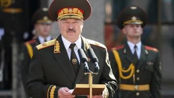 Weißrussland: Lukaschenko weist europäische Kritik an seiner Amtseinführung zurück
