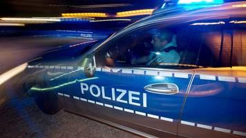 geldautomaten-sprenger rasen der polizei davon
