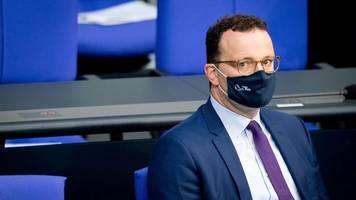 Corona-News: Spahn gegen bundesweite Maskenpflicht auf öffentlichen Plätzen