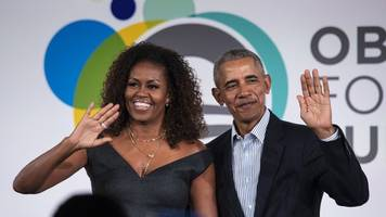 familie in corona-zeiten - michelle obama: unsere kinder hatten uns irgendwann satt