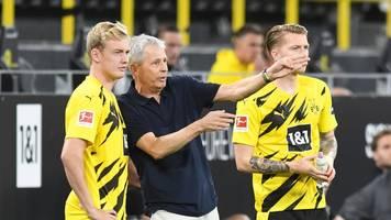 Borussia Dortmund - Favre über Brandt: Keine Diskussion,  dass er spielen wird