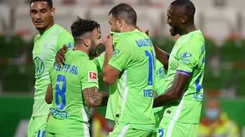 Europa-League-Quali: Wolfsburg bezwingt Chernihiv und ist eine Runde weiter