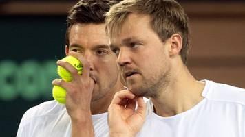 krawietz/mies wollen beim tennis-turnier ins halbfinale