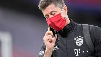 Mit Lewandowski: So startet der FC Bayern in den Supercup
