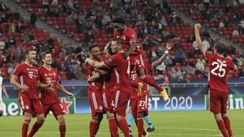 Sieg gegen Sevilla - Bayern gewinnt den UEFA-Supercup: Martínez sticht als Joker