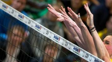 Wiesbadens Volleyballerinnen wollen in Bundesliga-Playoffs