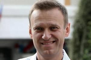 russland will innerhalb von zehn tagen antworten im fall nawalny