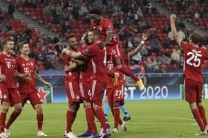 Bayern gewinnt den UEFA-Supercup: Martínez sticht als Joker