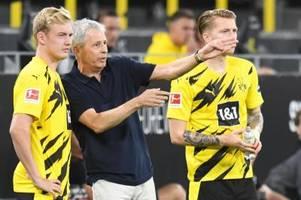 Favre über Brandt: Keine Diskussion, dass er spielen wird