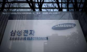Samsung startet mobiles Bezahlangebot in Deutschland