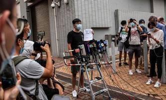 Wie China Hongkongs Demokratie-Aktivisten einschüchtern will [premium]