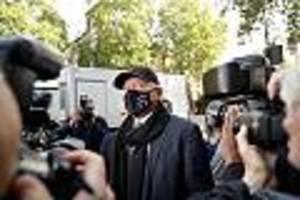 Ärger im insolvenzverfahren - ihm drohen bis zu sieben jahre haft: boris becker erscheint vor londoner gericht