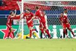 Münchner in der Einzelkritik - Einser-Joker Martinez schießt FC Bayern zum nächsten Titel, Alaba fällt deutlich ab