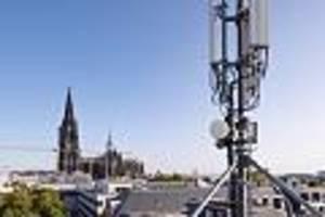 Netzausbau - O2 startet 5G-Netz ab Oktober - und ist Monate später dran als die Konkurrenz