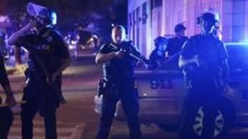 Fall Breonna Taylor: US-Polizisten bei Protesten angeschossen