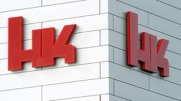 Heckler & Koch wehrt sich gegen Entscheidung des Bundes