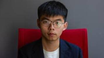 Hongkonger Demokratie-Aktivist Joshua Wong festgenommen
