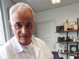 Hygiene: Handgel: Wie Didier Pittet seine Anti-Corona-Waffe in die Welt brachte
