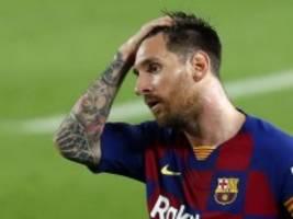 Messi vs Barcelona: 790 Zeichen Vendetta