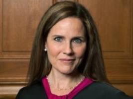 Verfassungsgericht: US-Medien: Trump-Kandidatin für Supreme Court steht fest