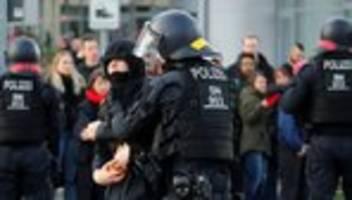 sachsen: staatsanwaltschaft dresden ermittelt doch gegen pöbelnden polizisten