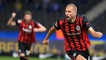 Bundesliga, 2. Spieltag: Eintracht Frankfurt siegt souverän in Berlin