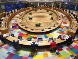 Brüssel streitet über Haushalt: EU-Staaten blockieren Corona-Hilfen
