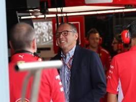 domenicali wird chef der serie: früherer schumacher-boss übernimmt die f1