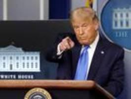 Das sagt der US-Reporter über die folgenreiche Frage an Donald Trump