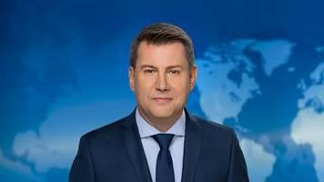 ard-nachrichten: jan hofer verlässt die tagesschau - jens riewa neuer chefsprecher