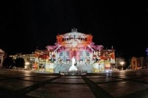 veranstaltung: berlin leuchtet weiter: lichtkunst an 40 orten