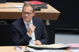 Gesundheit: Müller will Berliner Partyszene strenger kontrollieren