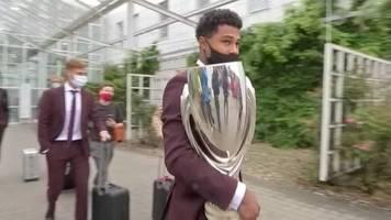 Video: Rückkehr der Supercup-Sieger