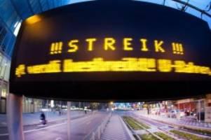 Bundesweit: Verdi ruft zu Warnstreiks im Öffentlichen Nahverkehr auf