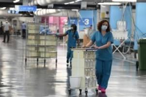 Massiv gestiegene Fallzahlen: Verschärfte Corona-Lockdown-Maßnahmen in Israel in Kraft