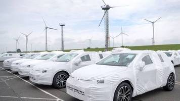 Automesse in Peking: Volkswagen optimistisch über Erholung in China
