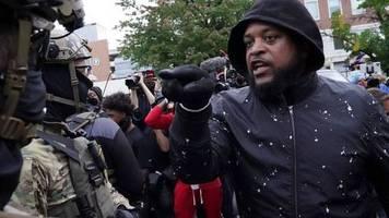 Nach US-Justizentscheidung: Weiter Proteste in Louisville im Fall Breonna Taylor
