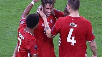 Titel Nummer vier: Triumphale Bayern: Martínez wird nochmal zum «Mr. Supercup»
