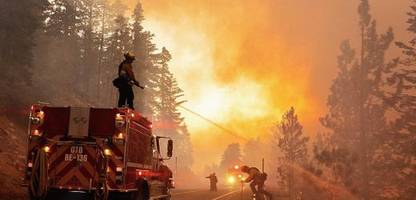 Feuerhistoriker über Waldbrände in den USA: Kalifornien muss brennen