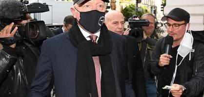 Boris Becker drohen sieben Jahre Haft