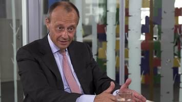 Friedrich Merz (CDU) im exklusiven Interview: Was haben Sie gegen Schwule?