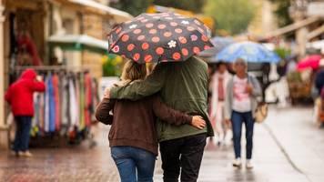 Wetter: Deutschland erwartet herbstliches Wochenende