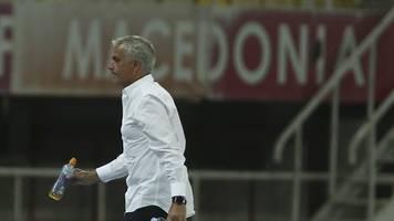 Europa-League-Qualifikation - Kleine Tore,  große Männer: Keeper decken Kuriosität auf