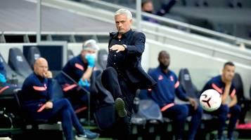 Tottenham Hotspur – Jose Mourinho scherzt: Dachte,  ich wäre gewachsen