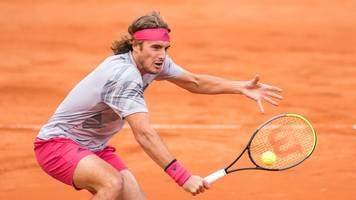 Tsitsipas im Halbfinale beim Tennis-Turnier in Hamburg